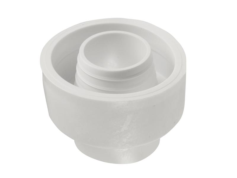 Universal External Flushpipe Connector