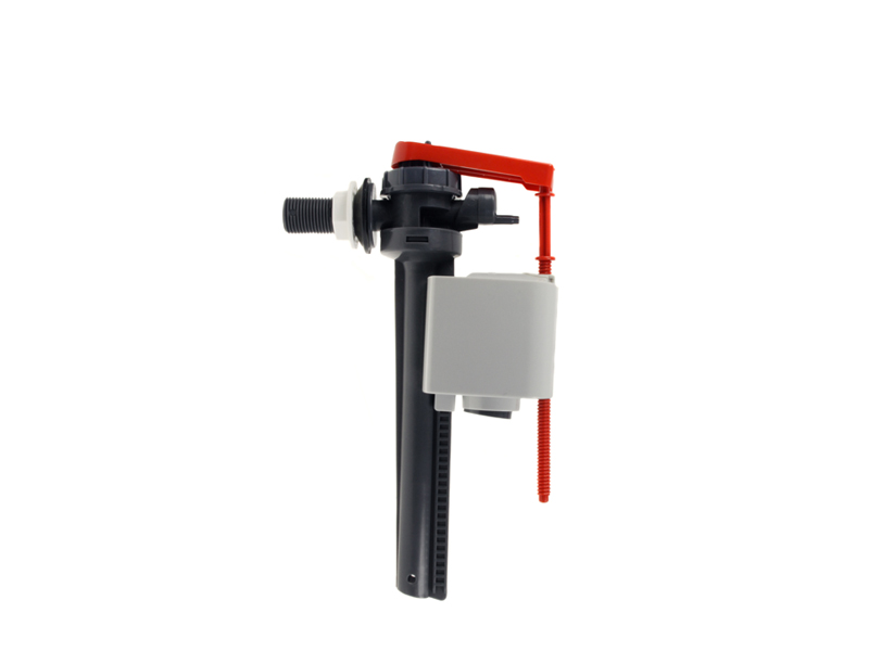 """Wirquin Compact Side Inlet Float Valve Jollyfill, 1/2"""" Plastic Tail"""