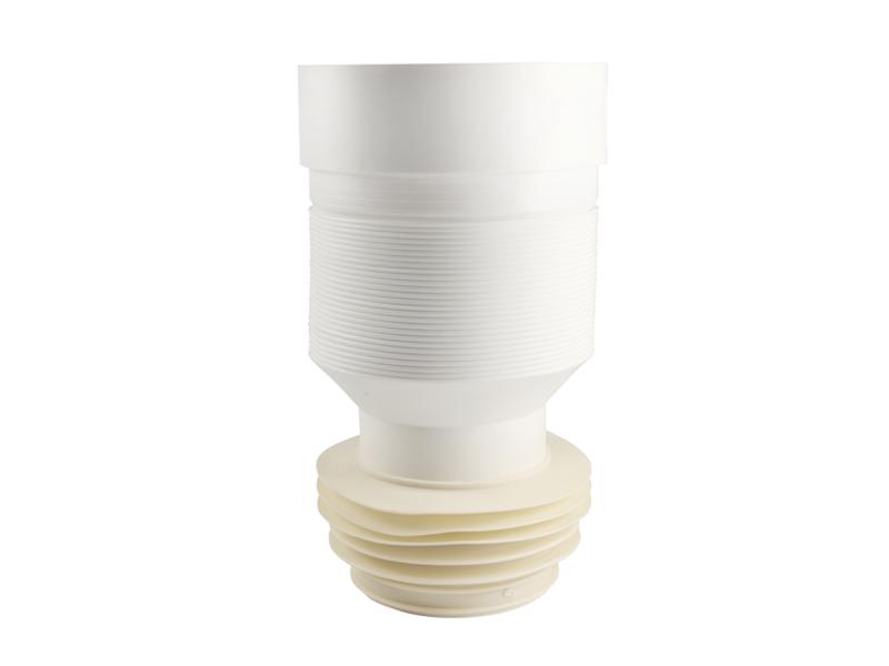 Dudley Rigiflex WC Pan Connector