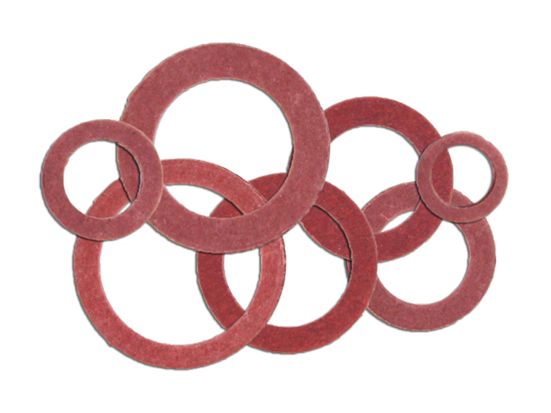 1.5mm Thick Red Fibre Washers