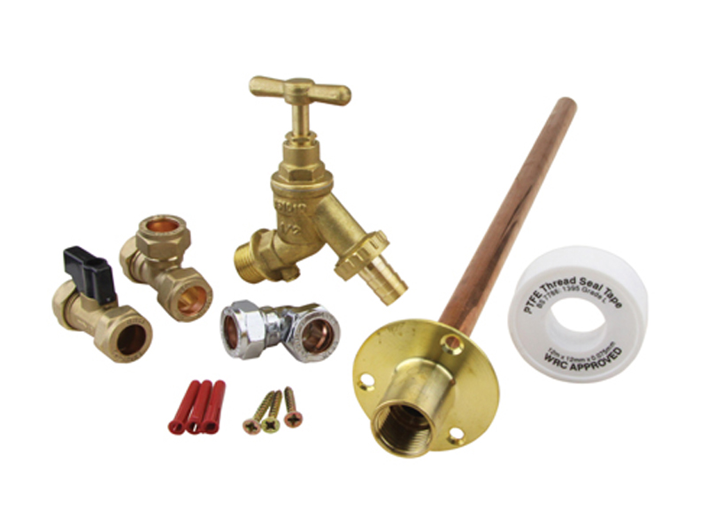 Outdoor Tap Kits