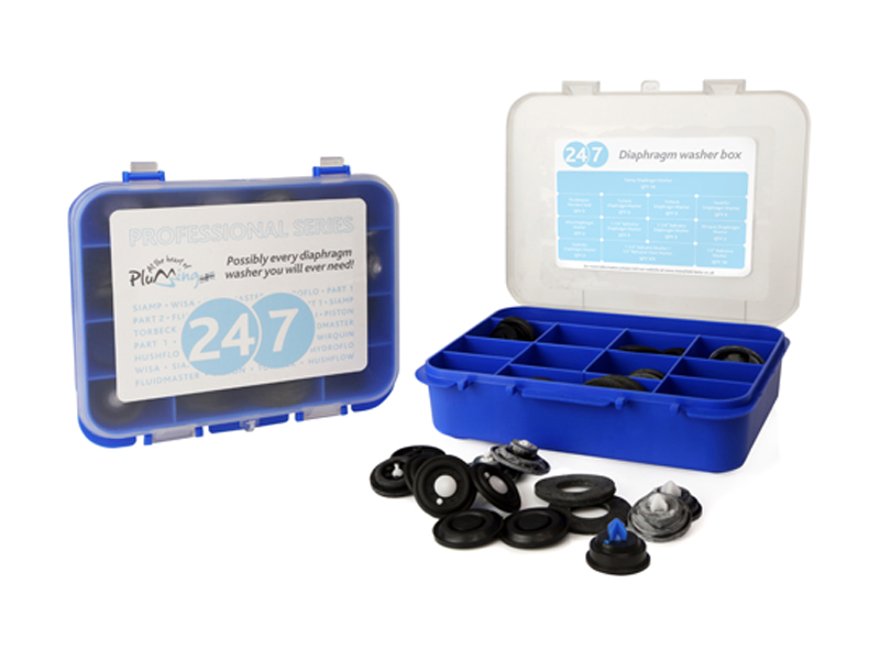 24/7 Diaphragm Washer Box