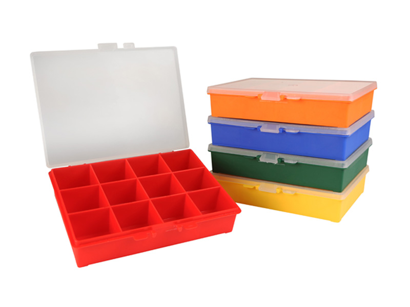 12 Compartment Boxes