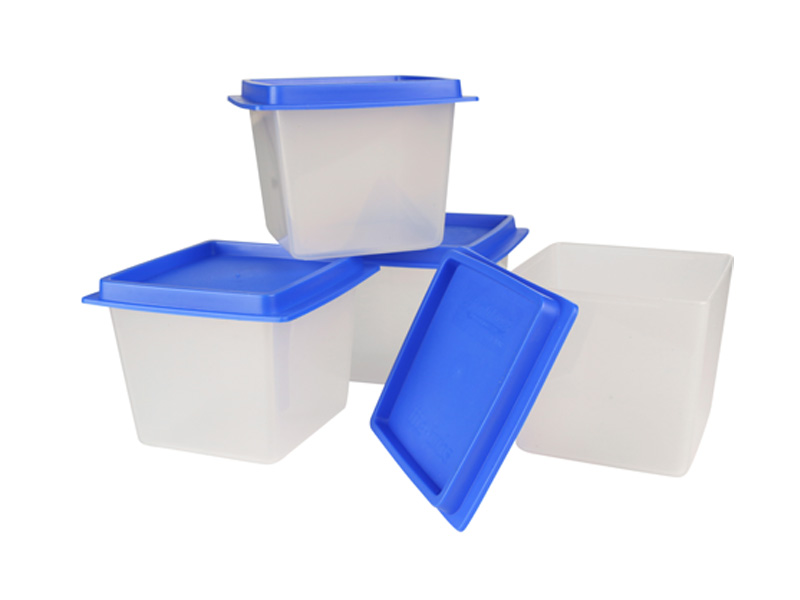 Tub with Lid