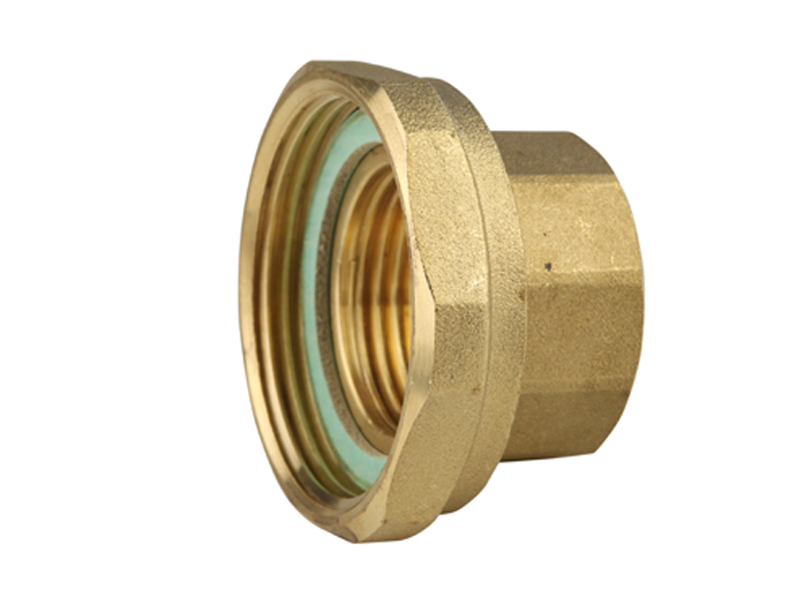 "1"" Brass Pump Union Fitting"