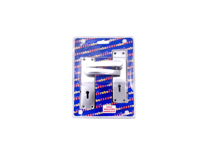 Rabo Aluminium Door Pack