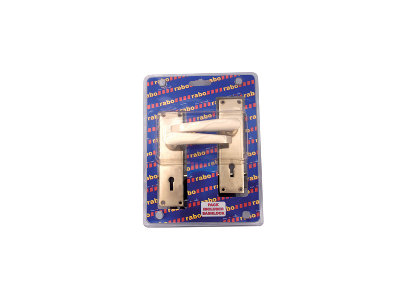 Rabo Victorian Brass Door Pack